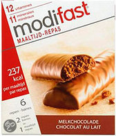 Modifast Control Lunchreep Melkchocolade - Maaltijdreep