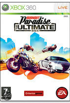 Burnout Paradise - The Ultimate Box