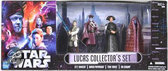 Star Wars Speelgoed: Lucas Collector's Set