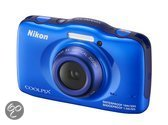 Nikon COOLPIX S32 - Blauw