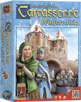 Carcassonne: Wintereditie - Bordspel