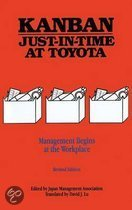 Kanban Just-in Time at Toyota
