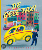 De gele taxi - luxe editie