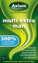 Axium Multi Man - 60 st - Voedingssupplement
