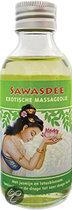 Sawasdee Exotische - 60 ml - Massageolie