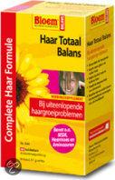 Bloem Haar Totaal Balans - 60 Tabletten - Voedingssupplement