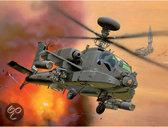 Revell Helicopter Bouwdoos Ms Longbow Apache - Bouwpakket - 1:144