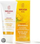 Weleda Calendula Baby Billenbalsem - Babyverzorging - 75 ml