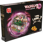Wasgij Destiny 13 Woon-Werkverkeer! - Puzzel
