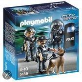 Playmobil Speciale Politie-Eenheid - 5186