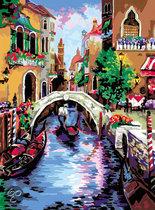 Schilderen op Nummer - Sprookjesachtig Venetië