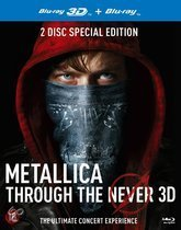 Metallica - Through The Never (2D+3D Blu-ray)