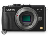 Panasonic Lumix DMC-GX1-Body - Systeemcamera - Zwart