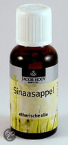 Jacob Hooy Sinaasappel - 30 ml - Etherische Olie