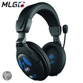 Turtle Beach Ear Force PX22 Wired Stereo Pro Gaming Headset - Zwart (PC + PS3 + PS4 + Xbox 360 + Xbox One + MAC + Mobile)