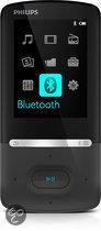 Philips GoGear Azure - MP4 speler - 4 GB - Zwart