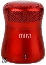 MIFA F3 - Bluetooth Speaker -  met heel veel functies! Rood