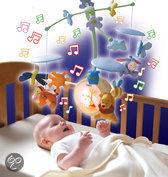 Winnie de Poeh en Vrienden Draaiende Muziek Mobiel