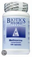 Biotics Voedingssupplementen Methionine 200mg