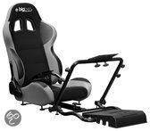 Bigben Racestoel + Frame Zwart PS3 + Xbox 360 + PC