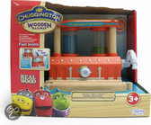 Chuggington Hout - Benzinestation