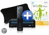 Nintendo Wii + Wii Fit Plus Zwart