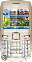 Nokia C3-00 - Golden White