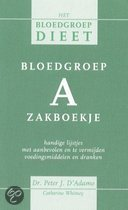 Bloedgroep A zakboekje