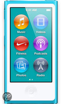 Apple iPod nano - MP4-speler - 16 GB - Blauw