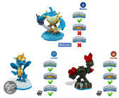 Skylanders Swap Force Adventure Triple Pack Ripe Tide, Horn Blast Whirlwind, Hyperbeam Prism Break Wii + PS3 + Xbox360 + 3DS + Wii U + PS4