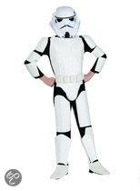 Kinderkostuum Stormtrooper deluxe Star Wars maat M