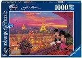 Puzzel Disney Parijs 1000 Stuks