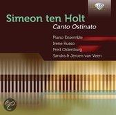 Simeon Ten Holt - Canto Ostinato (voor vier piano's) (2 CD)