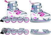 Inline Skate Combo Roze - Maat 38-41