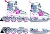 Inline Skates Combo Roze - Maat 38-41