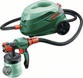 Bosch PFS 105 E Verfspuit - 375 Watt - 1000 ml verfreservoir - Voor hout- en muurverf