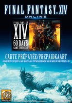 Final Fantasy XIV: A Realm Reborn 60 dagen Pre-Paid Game Card PC + PS3 + PS4