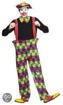 Clowns kostuum voor volwassenen M