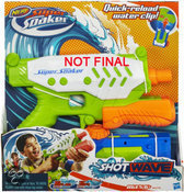 Nerf Super Soaker Shotwave - Waterpistool