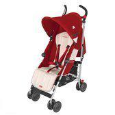 Maclaren Buggy Quest Scarlet/Wheat