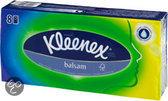 Kleenex Balsam-zakdoek 8x9 st