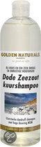 Golden Naturals Dode Zeezout - 500 ml - Shampoo