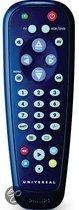 Philips SRP2002/10 - Universele 2-in-1 afstandsbediening - Geschikt voor tv/sat/cable/dvb-t - Blauw