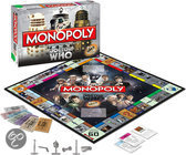 Monopoly Doctor Who - 50th Anniversary Edition