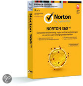 Symantec Norton 360 2013 Premier Edition - 3 gebruikers / Nederlands