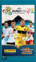 Euro 2012 Adrenalyn TCG XL Booster
