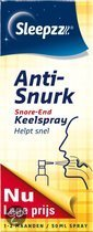 Sleepzz Anti-Snurk Slaapproduct - Keelspray