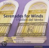 Serenades For Winds Last Availabla