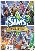 De Sims 3, Ambities (Add-On)  (DVD-Rom)