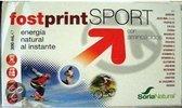 Soria Natural Fost Print Sport Fast Liquid Energy